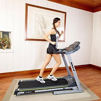 Bh Fitness Pioneer Pro Dual Tapis De Course Mixte Adulte Noir