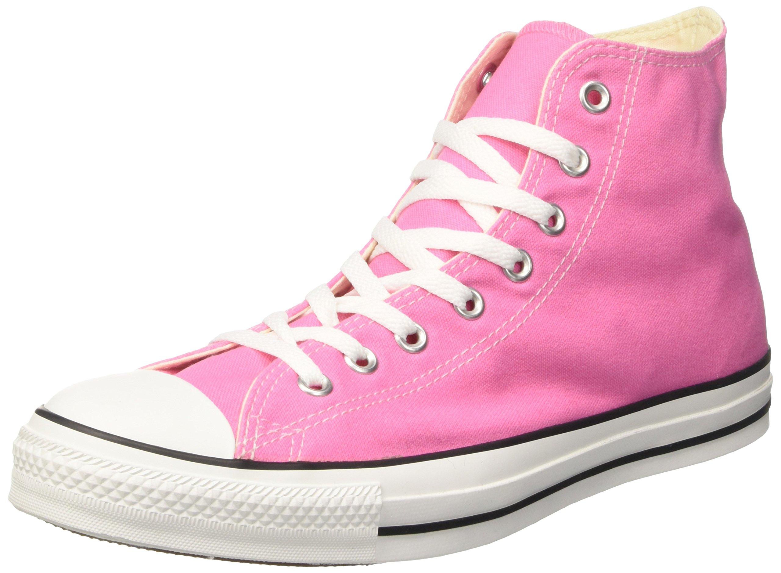 Converse Unisex Adults' M9006C Hi-Top Trainers, Pink (Pink/Pink), 11.5 UK 46 EU