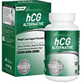 BioGenetic Laboratories hCG Alternative Formula Weight Loss Pills and Fat Burner for Men and Women - Boosts Metabolism…
