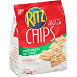 RITZ Toasted Chips Sour Cream and Onion, 6 Pack