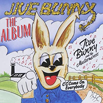 cd jive bunny and the mastermixers