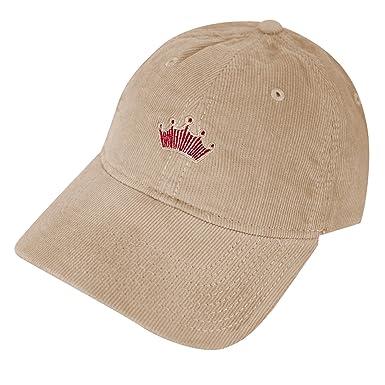 Budweiser Corduroy Washed Dad Hat  Amazon.co.uk  Clothing b5c32e3c1071