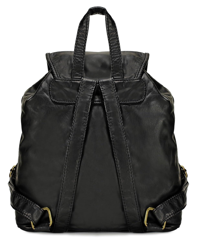 Scarleton Trendy Studded Jacquard Backpack H2003