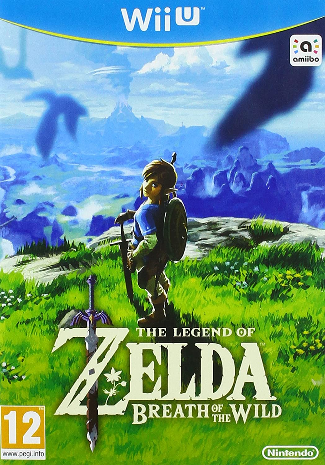 The Legend of Zelda: Breath of the Wild [Importación francesa ...