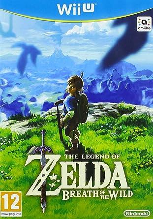 The Legend Of Zelda Breath Of The Wild Nintendo Wii U