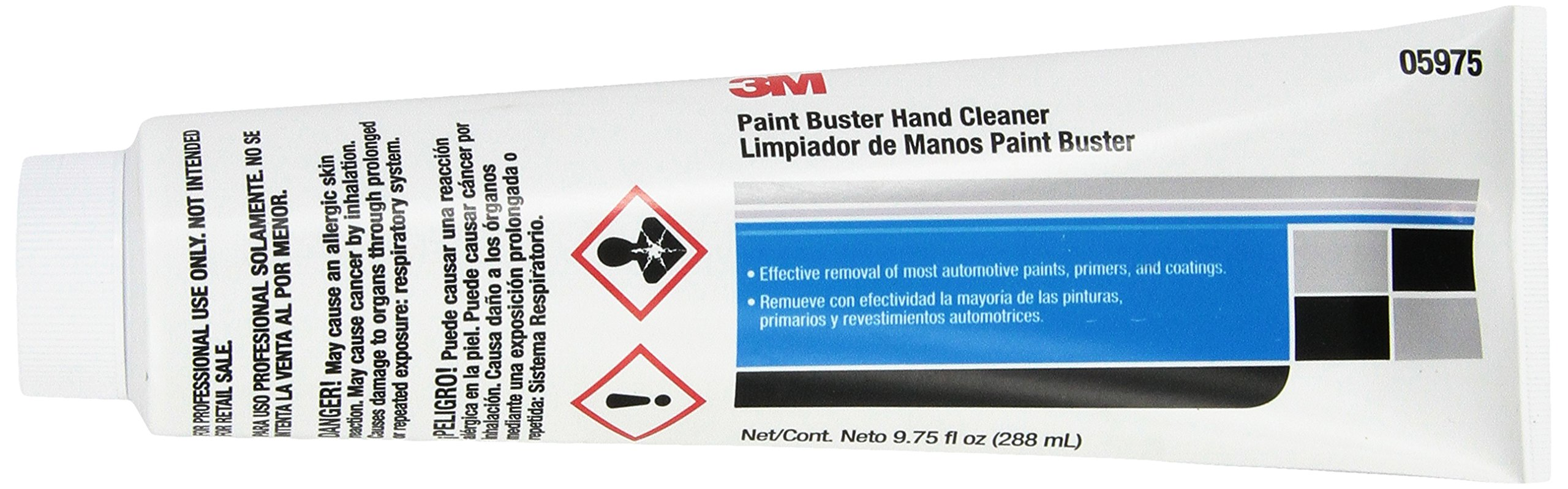 3M 05975 Paint Buster Hand Cleaner - 9.75 fl. oz.