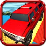 3D 4×4 Island Offroad Parking Madness Free