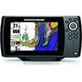 Humminbird 409820-1 Helix 7 Fishfinder/GPS with Dual Beam Plus Sonar