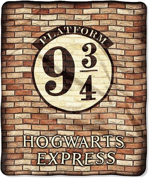 HOGWARTS 9 AND 3 QUARTER EXPRESS HARRY POTTER XMAS GIFT BIRTHDAY KIDS HOODIE