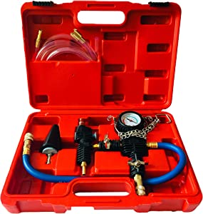 MengYoo Coolant Vacuum Kit, Cooling System Vacuum Purge Coolant Refill Kit for Car SUV Van Cooler