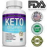 Keto Burn Pills Ketosis Weight Loss– 1200 Mg Ultra Advanced Natural Ketogenic Fat Burner Using Ketone Diet, Boost Energy Focus & Metabolism Appetite Suppressant, Men Women 60 Capsules, Lux Supplement