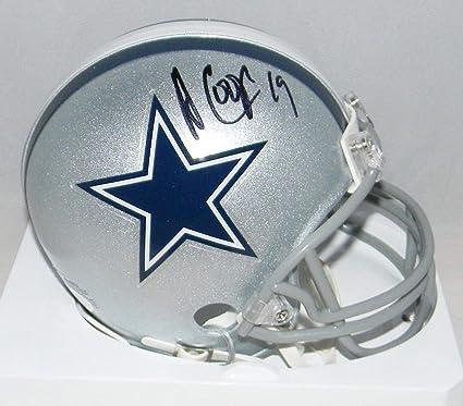 942904d74 Amari Cooper Autographed Mini Helmet - Dallas Cowboys - JSA Certified -  Autographed NFL Mini Helmets