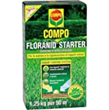 Compo 1349502005 Floranid Starter Concime, Granulare, 1.25 kg, Rosa