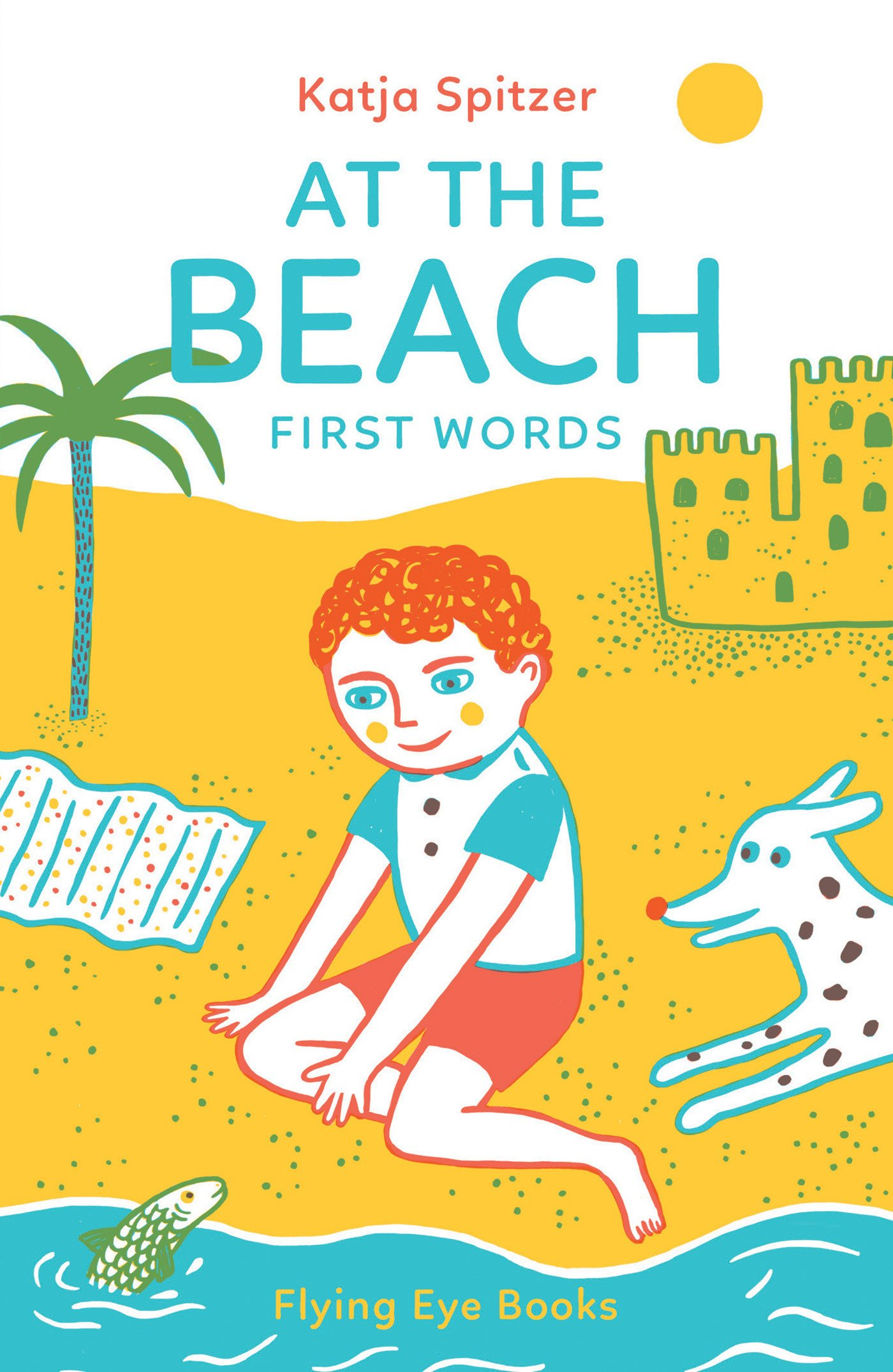 Download At The Beach (Little Books for Little Hands) ebook