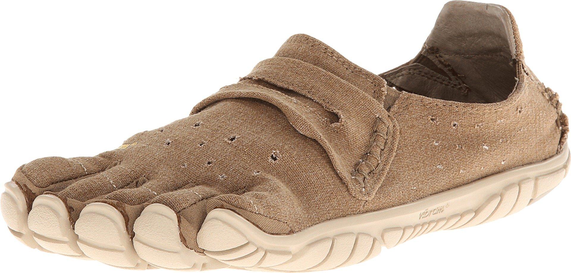 Vibram FiveFingers Men's CVT-Hemp Khaki Sneaker 41 M EU / 9-9.5 D(M) US