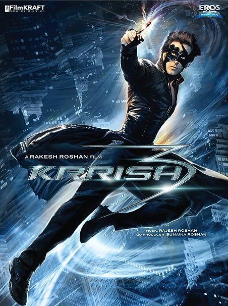 Amazon In Buy Krrish 3 Dvd Blu Ray Online At Best Prices