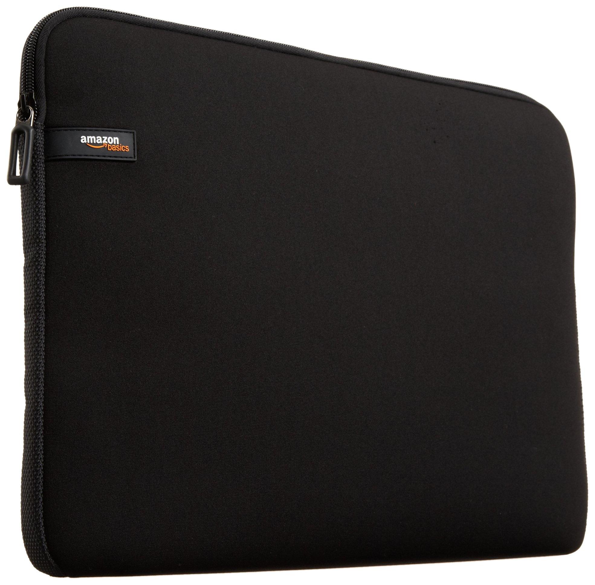AmazonBasics 13.3-Inch Laptop Sleeve - Black by AmazonBasics