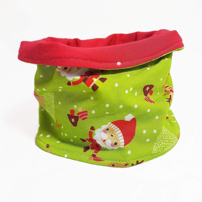 Hundeloop Hundeschal - Weihnachtsmann