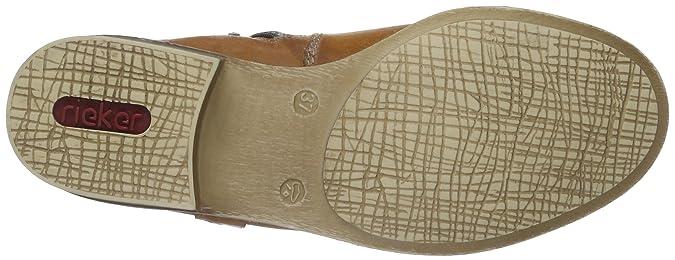 NEU: Rieker Stiefeletten 72794 24 braun | Schuhe