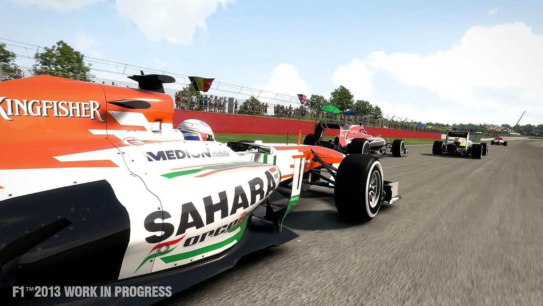 F1 2013 [Importación Inglesa]: Amazon.es: Videojuegos