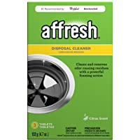 Deals on 3-Ct Affresh Citrus Scent Disposal Cleaner Tablets W10509526