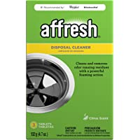 Affresh Citrus Scent Disposal Cleaner Tablets