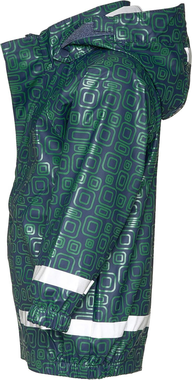 Playshoes Regen-Mantel Ornament Chaqueta impermeable Unisex beb/é
