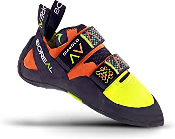 Amazon.com: Boreal Diabolo Climbing Shoes - Mens: Sports ...