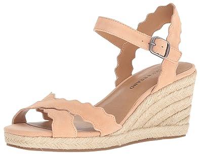 860b9efbd77 Lucky Brand Women's Marleigh Espadrille Wedge Sandal