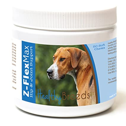 Bed 180 Breed.Healthy Breeds Z Flex Max Hip Joint Support Soft Chews Over 100 Breeds Medium Large Breed Formula 50 Or 180 Count