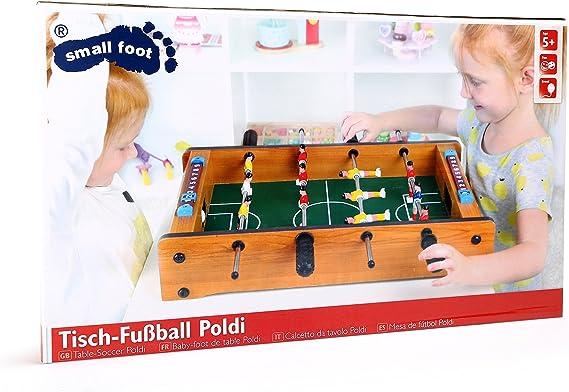 small foot company Futbolín de Mesa Poldi: Amazon.es: Juguetes y ...