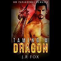 Romance: Taming a Dragon (MM Gay Mpreg Romance) (Dragon Shifter Paranormal Short Stories) (English Edition)