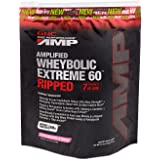 GNC Pro Performance AMP Amplified Wheybolic Extreme 60 Ripped - Strawberries