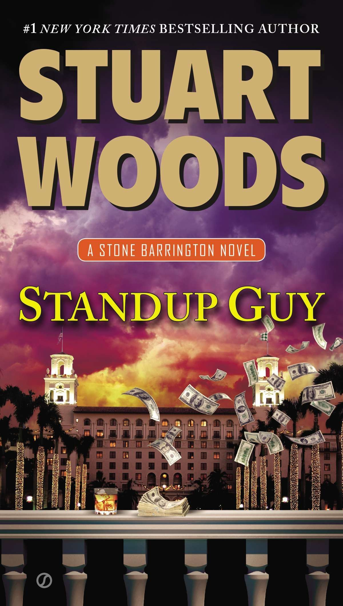 Standup Guy Stone Barrington Novel product image
