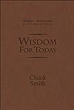 Wisdom For Today Daily Devotional