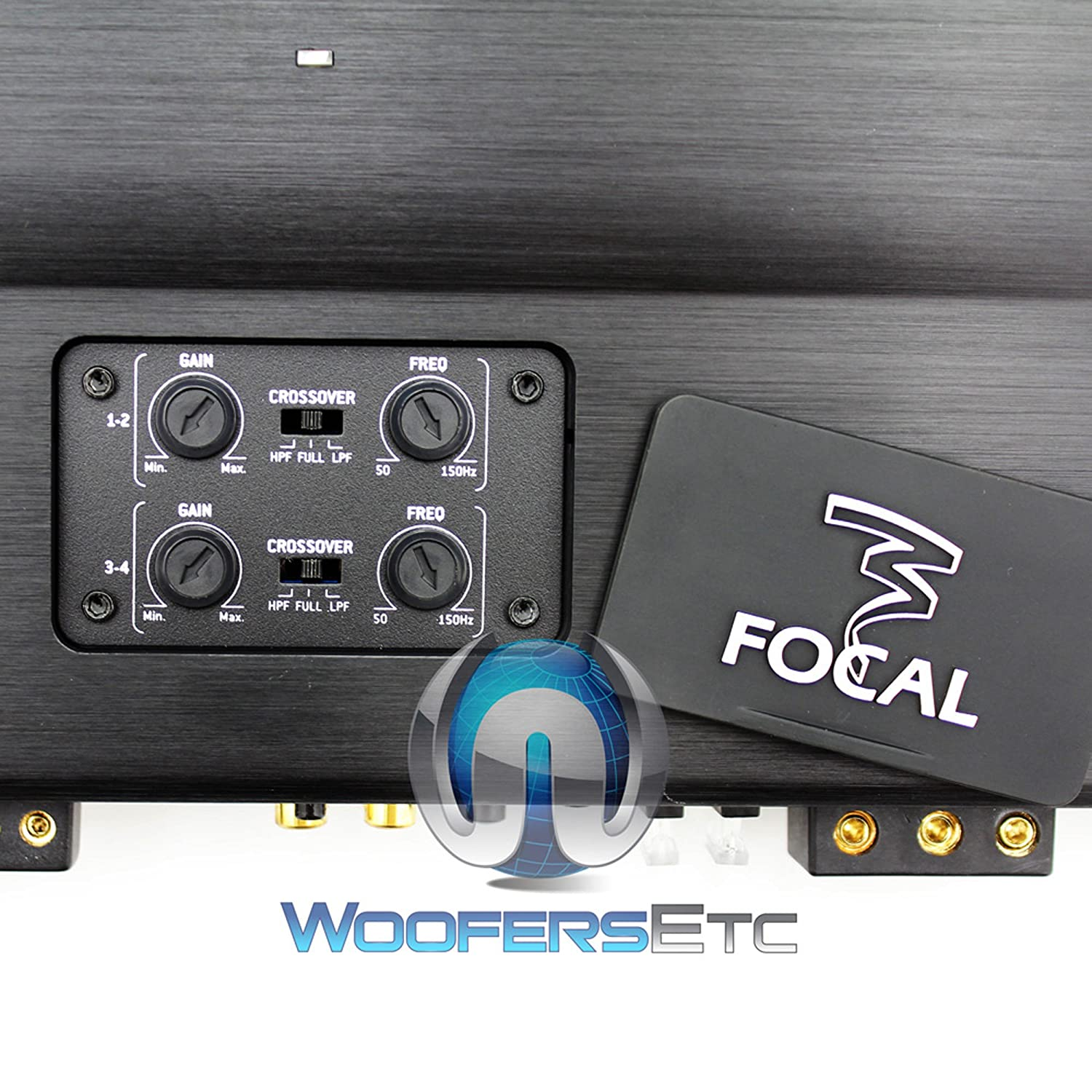 Amazon.com: FPP 5300 - Focal 5-Channel 500W RMS FPP Series Amplifier: Car Electronics
