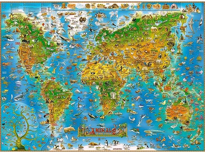 Jigsaw Puzzles Black Hell Kids Adults Educational Toys Mini Decor 1000 Pcs Paper