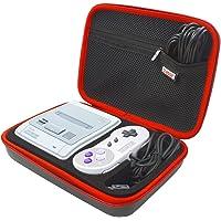 SNES Classic Case, Hard Carrying Case for Nintendo Classic Mini : Super Nintendo Entertainment System(2017)