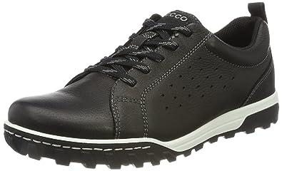 Terrawalk, Chaussures de Randonnée Basses Femme, Noir (Black/Black), 40 EUEcco