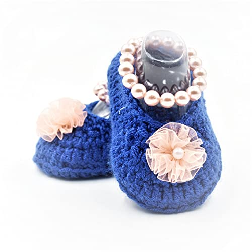 1006b1a7d781a Magic Needles Handmade Knit Crochet Baby Booties Uggs Crib Shoes ...