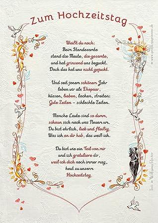 40 Hochzeitstag Gedicht