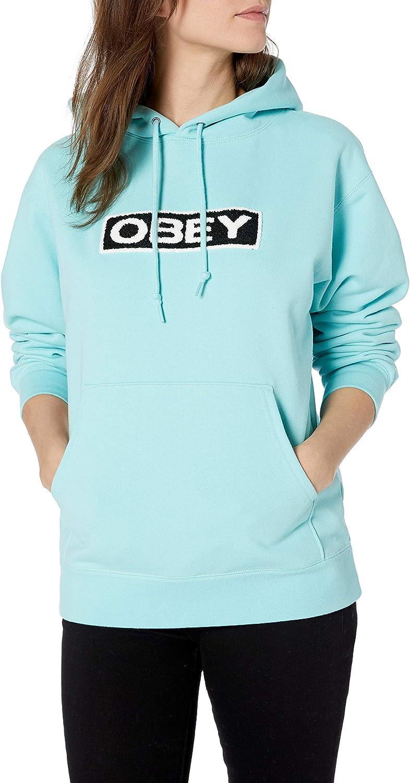 Obey Womens Jawbreaker Hood
