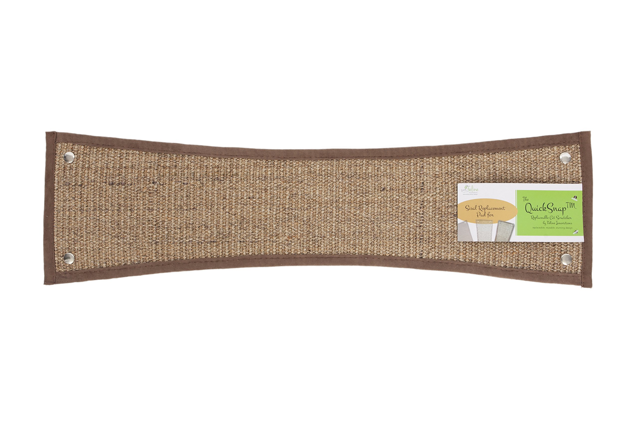 Feline Innovations QuickSnap Sisal Replacement Scratching Pad