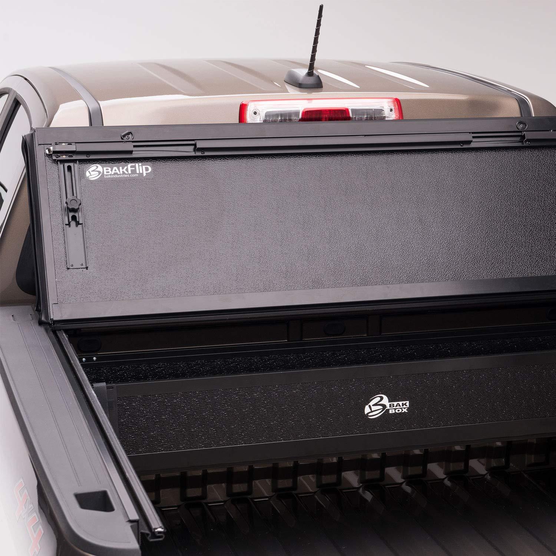 BAK BAKBox 2 Fold-Away Utility Box | 92125 | Fits 2015 - 2021 GM Colorado, Canyon