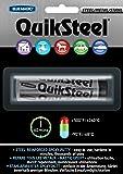 QuikSteel Metall. Modellierbare Spezial-Reparaturmasse, nach 1 Std. hart wie Stahl, 56,8 g