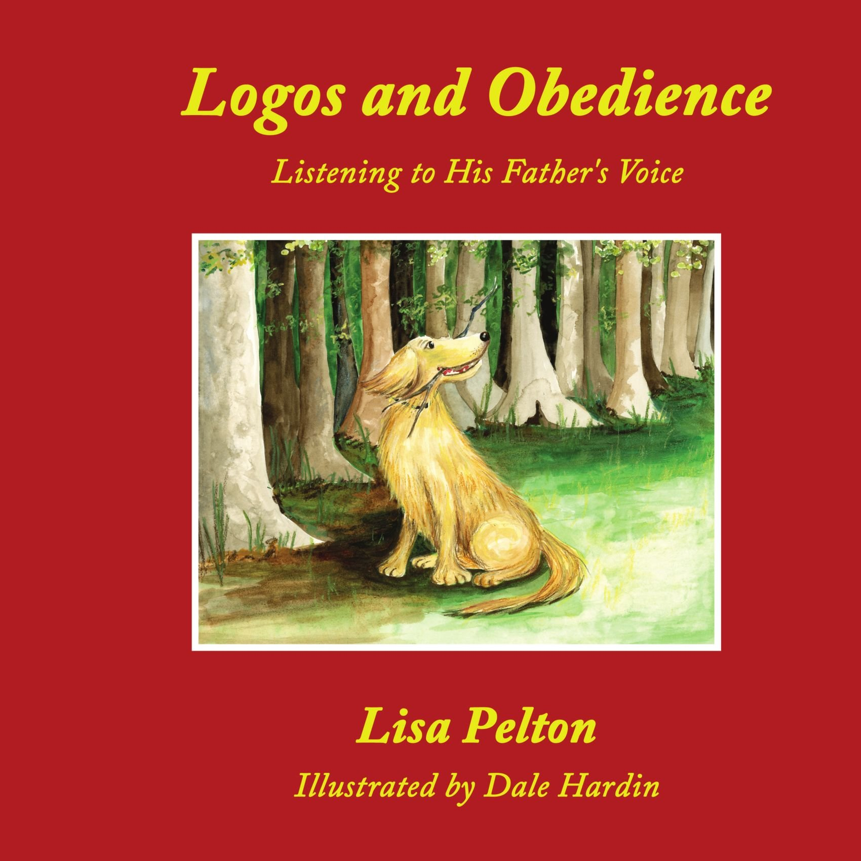 Logos Obedience Listening Fathers Voice product image