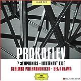Prokofiev: 7 Symphonies; Lieutenant Kijé (4 CD's)