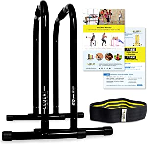 Lebert Fitness EQualizer Total Body Strengthener (Packaging May Vary)