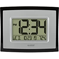 La Crosse Technology WT-8002U Digital Wall Clock