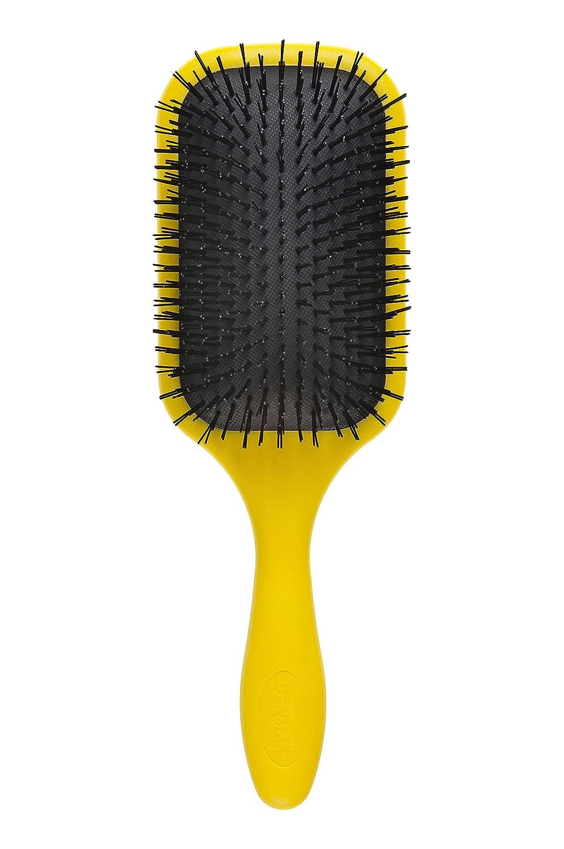 Denman Haarbürste (Langhaarbürste) D90L Tangle Tamer Ultra, Entwirrungs- und Pflege-Bürste für lange und kräftige Haare, Nylonborsten, pink B-2105